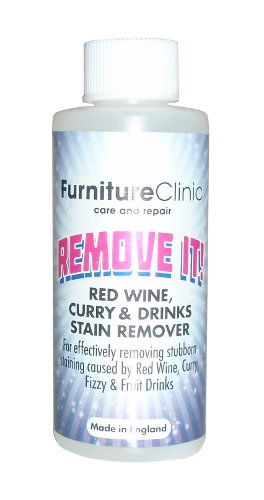 Remove It Red Wine Curry Drinks Stain Remover