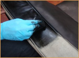 Cream Leather Dye For Sofa